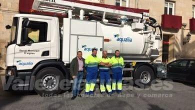 Photo of #Novelda: Un camión de 18 toneladas para el matenimiento del alcantarillado