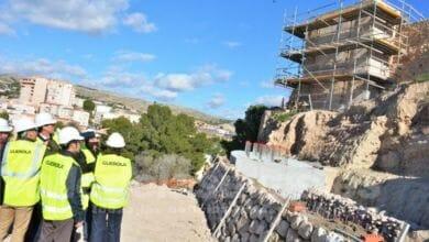Photo of #Elda: En marzo concluirán las obras del antemural del Castillo
