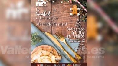 Photo of #Elda inicia la campaña '¡La Navidad sabe mejor en el Mercado Central!'