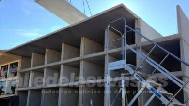 Photo of #Monóvar: Construyen 56 nichos nuevos en el cementerio