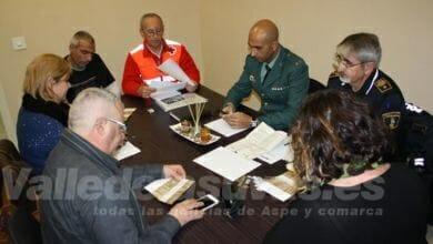 Photo of #Novelda: Coordinan las medidas de seguridad para las fiestas navideñas