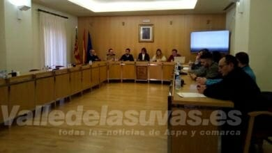 """Photo of #Aspe: El PP no asiste al pleno de presupuestos """"como rechazo a la prepotencia del equipo de Gobierno"""""""