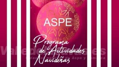 Photo of #Aspe: Programa Fiestas de Navidad 2018-2019 en Aspe