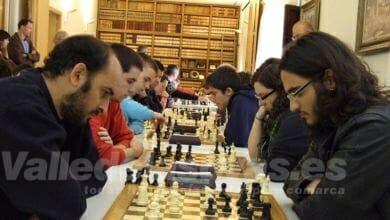 Photo of #Aspe: El salón de plenos acoge el Torneo Navideño de Ajedrez