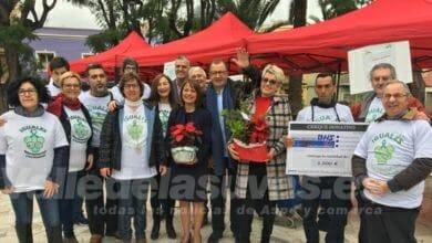 Photo of #Aspe: Iguales Salud Mental recibe un donativo de 1.500 euros de un empresario alemán