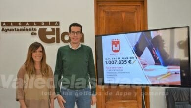 Photo of #Elda: Educación autoriza al Ayuntamiento las reformas del Colegio Padre Manjón