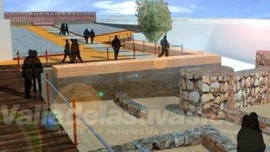 Photo of #Aspe: El lunes comienza la musealización del castillo del Aljau