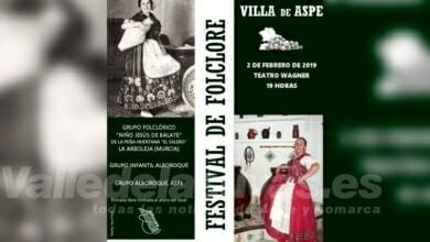 "Photo of #Aspe: Alboroque ofrece el festival de folclore ""Villa de Aspe"""