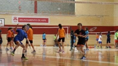 Photo of #Aspe acoge la final provincial de bádminton de los Juegos Escolares