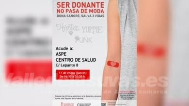 Photo of #Aspe: Más de 600 donantes en 2018