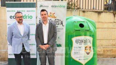 Photo of #Elda fue la ciudad que más vidrio recicló en Moros y Cristianos