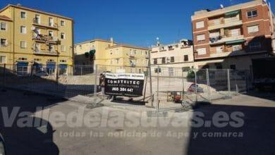 Photo of #Elda: Derriban un inmueble para construir el consultorio de Virgen de la Cabeza