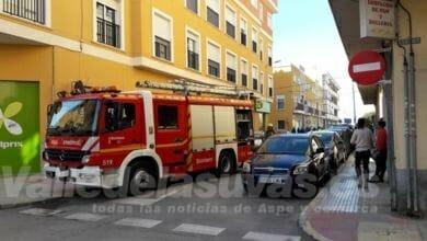 Photo of #Aspe: El incendio de un calentador alerta a los vecinos de calle Obispo Alcaraz