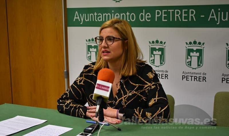 Alcaldesa Petrer