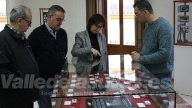 Photo of #Novelda acoge una exposición de meteoritos