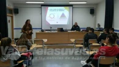 Photo of #Novelda: Previenen la violencia de género desde los centros educativos