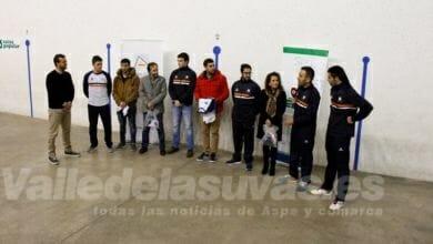 Photo of #Petrer será la sede oficial del equipo de Pilota Valenciana de la Universidad de Alicante