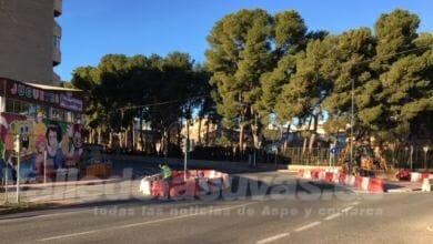 Photo of #Monóvar: Comienzan las obras de la nueva rotonda junto a La Alameda
