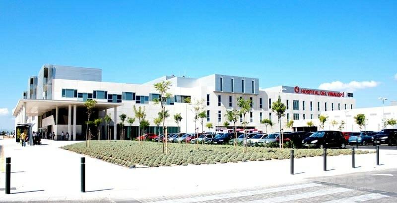 Hospital Universitario del Vinalpó