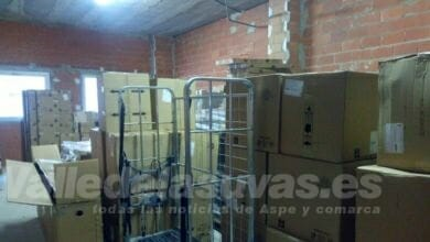 Photo of #Elda: Denuncian que el nuevo mobiliario del Palacio de Justicia está almacenado en el juzgado de Novelda