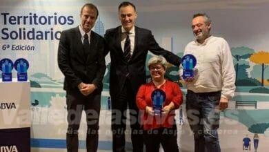 """Photo of #Aspe: BBVA concede 6.000 euros a APDA por el programa """"Lanzadera de empleo"""""""
