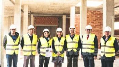 Photo of #Aspe: Las obras del centro de salud de Aspe finalizarán en septiembre
