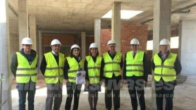 """Photo of #Aspe: María José Villa: """"El nuevo Centro de Salud será un pequeño Hospital de Día"""""""