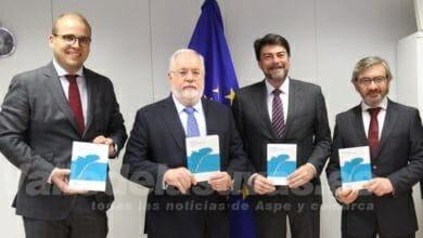 Photo of #Diputación solicita a Europa su compromiso con las políticas pro trasvase
