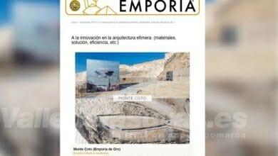 Photo of #Pinoso: El mirador de las canteras del Monte Coto, premio Emporia de Oro