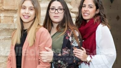 Photo of #Aspe: Paula López, Pilar Berenguer y Verónica Pavía, Marías y Magdalena 2019