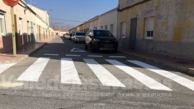 Photo of #Mónovar: Renuevan la señalización horizontal de las calles