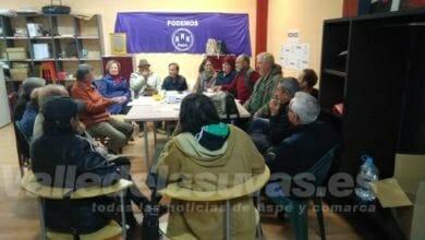 Photo of #Aspe: Podemos incluirá en su programa propuestas de ADDAR sobre el medio rural