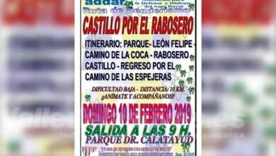 Photo of #Aspe: ADDAR visita el Castillo del río a través del Rabosero