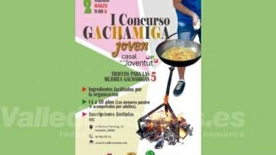 Photo of #Novelda: I Concurso de Gachamiga para jóvenes entre 14 y 30 años