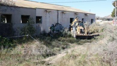Photo of #Novelda: Sellan dos pozos localizados en una antigua fábrica de mármol