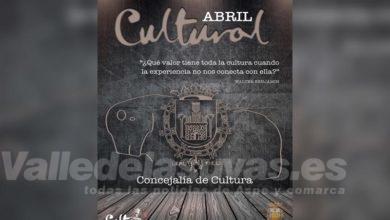 """Photo of #Monforte: La Concejalía de Cultura estrenará """"Abril Cultural"""""""