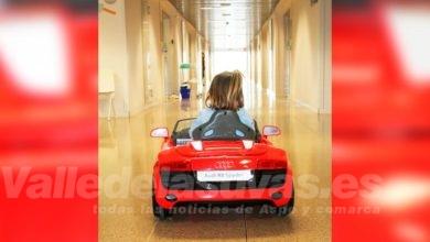 Photo of #Comarca: Coches teledirigidos para los pequeños ingresados en el Hospital del Vinalopó