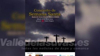 Photo of #Aspe: El Ateneo ofrece un concierto de Semana Santa en el Wagner