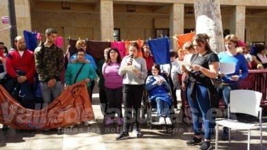 Photo of #Aspe celebra el Día de la Mujercon una manifestación
