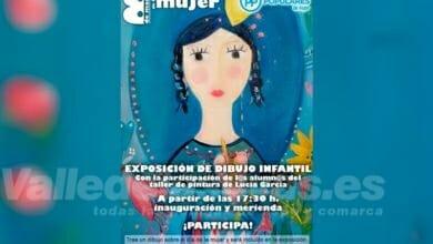 Photo of #Aspe: El PP celebra el Día de la Mujer con una exposición de dibujo infantil
