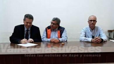 Photo of #Aspe: Diputación mejora el riego de la Comunidad de Regantes 'La Acequiecica'
