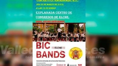 """Photo of #Aspe: La Sociedad Musical y Cultural Virgen de las Nieves participa en el concierto """"BIC Bands"""""""
