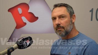 """Photo of #Aspe: Chema García Payá: """"La autoridad del concejal de Policía desapareció hace mucho tiempo"""""""