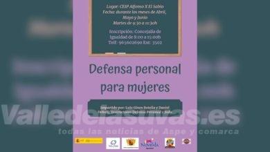 Photo of #Novelda: Igualdad programa acciones contra la violencia de género
