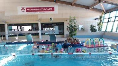 Photo of #Aspe: Los cursos de la piscina afrontan el último trimestre de la temporada
