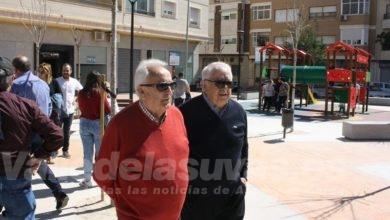 Photo of #Novelda: Emotivo homenaje a Salvador Sánchez Arnaldos, primer alcalde de la democracia
