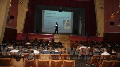 Photo of #Novelda: Realizan charlas sobre Ciberbullying en los centros educativos