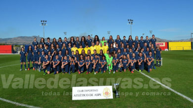 Photo of #Aspe: Primer clínic de fútbol femenino en Aspe