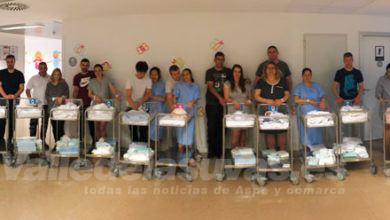 Photo of #Comarca: 20 partos en 48 horas en el Hospital del Vinalopó