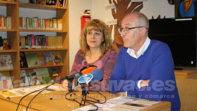 Photo of #Novelda: Una lectura de autores locales y cuentacuentos en el Día del Libro
